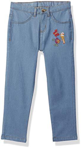 Amazon Brand – Jam & Honey Girl's Slim Fit Jeans