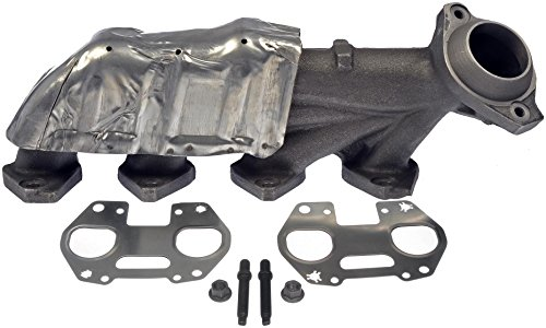 Side Exhaust Manifold - Dorman 674-695 Drivers Side Exhaust Manifold Kit For Select Ford / Lincoln Models