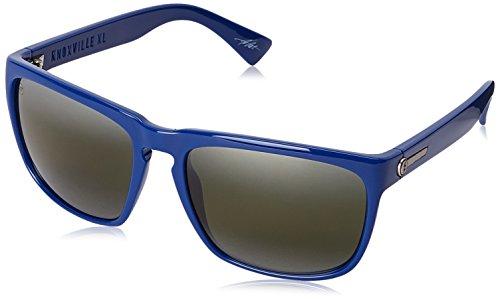 Electric Visual Knoxville Alpine Blue/Melanin Grey Bi-Gradient - Branded Goggles Men For