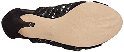 Andolina Women's Black Heels Aldo Sandals 98 Black 1CFqC