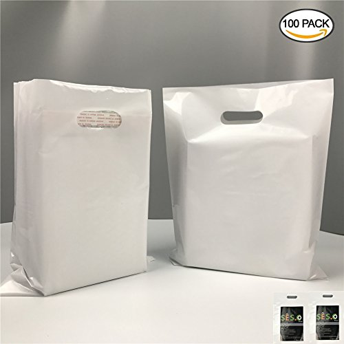 sesco-12x15-white-plastic-merchandise-bags-extra-thick-medium-die-cut-shopping-package100ct
