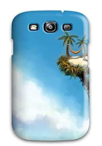 Fashion Protective The Tiny Beach Hut Case Cover For Galaxy S3