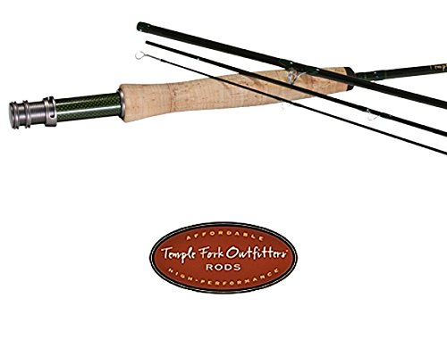 (Temple Fork: BVK Series Fly Rod, 6100-4)
