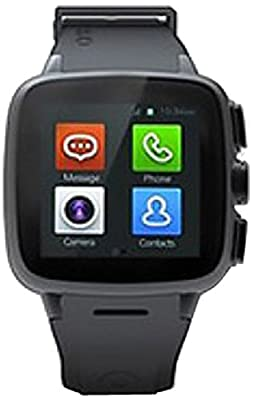 Omate TrueSmart 3G Android Smart Watch - Black