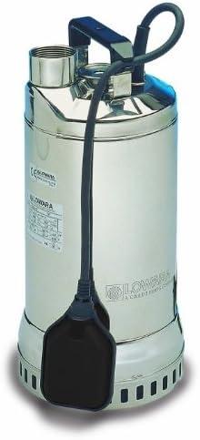 LOWARA DIWA 07//BGT 0,75KW 1,1HP 1x230V 50HZ Tauchpumpen sauberes verschmutztes