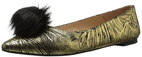 Franco Sarto Womens Hot - Franco Sarto Women's Sukie Ballet Flat Bronze 8.5 Medium US