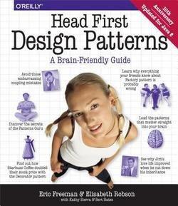 Eric Freeman: Head First Design Patterns (Paperback); 2004 Edition
