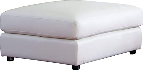 Peachy Coaster Home Furnishings Quinn Square Cocktail Storage Ottoman White Unemploymentrelief Wooden Chair Designs For Living Room Unemploymentrelieforg