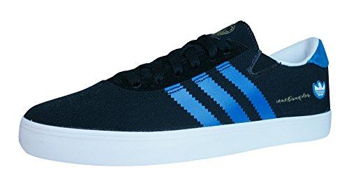 adidas Originals Gonz Pro Mens Sneakers / Shoes - Black [並行輸入品]