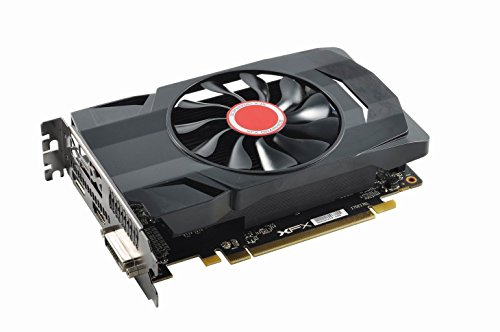 XFX RX-560D4SFG5 Radeon RX 560 1196MHz, 4gb GDDR5, 14CU, 896 SP, DX12, DP HDMI DVI, PCI-E AMD Graphics Card