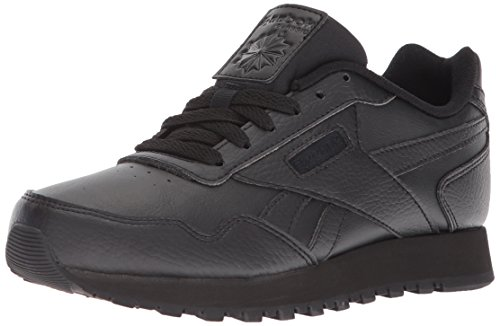 Reebok Baby Classic Harman Run Kids Sneaker, Black/Black, 10.5 Child US Toddler