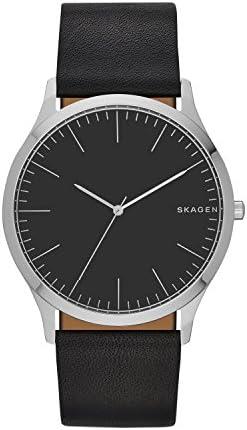 Skagen men's jorn minimalist stainless steel quartz watch