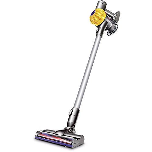 Dyson V6 Origin Cordless Stick Vacuum, Yellow (Certified Refurbished)