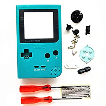 Carcasa Completa para Nintendo Game Boy Pocket GBP ...