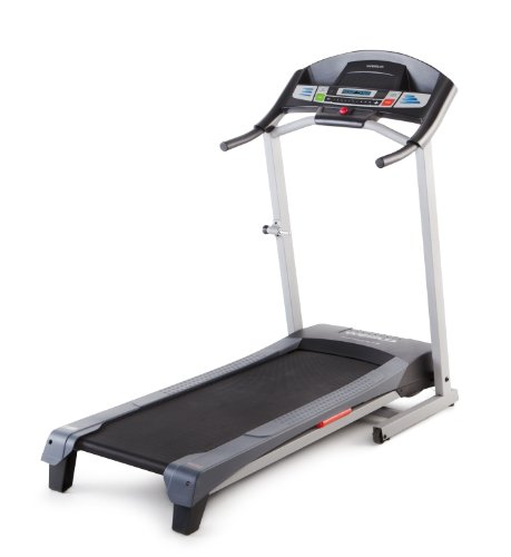Get more results in less time with the Weslo Cadence G 5.9 Treadmill. Featuring 6 Personal Trainer Workouts, a 2-position manual incline and Comfort Cell Cushioning, this treadmill is the perfect tool for losing weight or increasing performan...