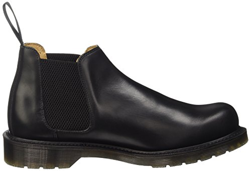 Noir Top Cromwell Polished Martens Low Noir Dr Homme Chaussures Kingston qxAwIO