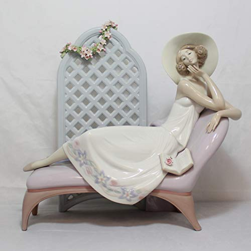 Lladro Retired Garden Dreams Limited Editon #7634 ()
