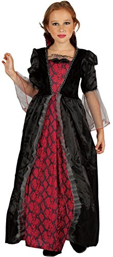 U LOOK UGLY TODAY Girls Halloween Costume Vampiress Cosplay for Kids Cosplay Dress Up Party]()
