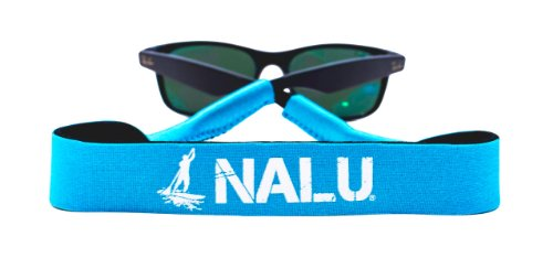 UPC 766897150029, Stand Up Paddle Board SUP Sunglasses Strap (Aqua) by NALU - paddleboard eyewear retainer