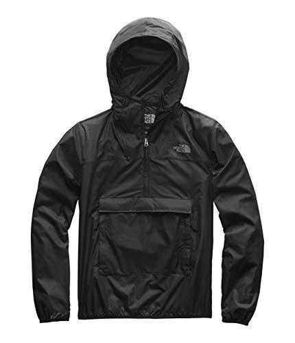 (The North Face Men's Fanorak, TNF Black, Size L)