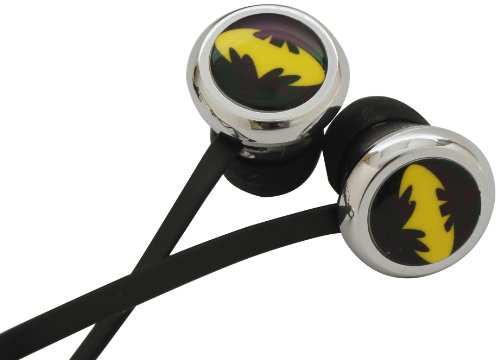 The Brave and the Bold Earbuds 11582 (Bravo Headphones Earphones)