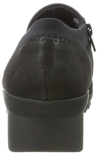 Clarks Women's Caddell Denali Loafers, Black, One Size Black (Black Black)