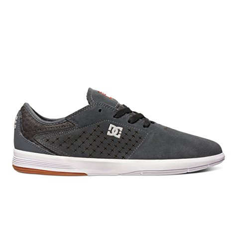 Shoes DC S Jack Mens New Grey Skate Black wqX8Pw