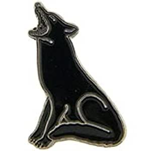 "Coyote Pin 1"""