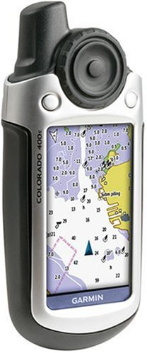 Garmin Colorado Portable Preloaded Coastal