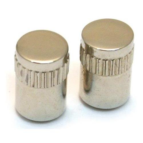 Gretsch Guitar Switch Tip Pair for Professional Collection Models in Nickel (Nickel Tip)