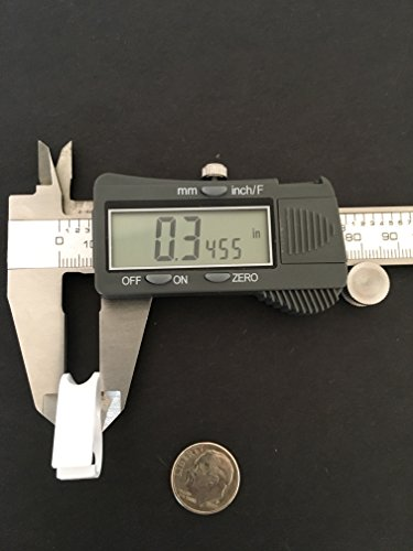 Mini Flow Control Tube Clamp for 3/32'' - 14'' OD Tubing 50 Pack by Brewdogsupplies (Image #4)
