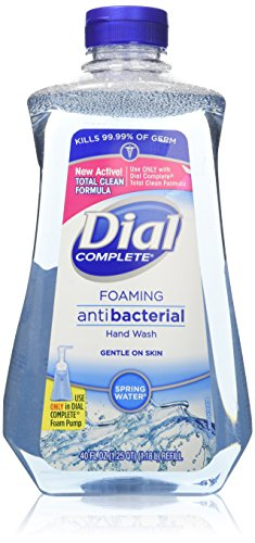 dial-complete-spring-water-foaming-antibacterial-hand-wash-refill-40-oz