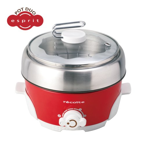 récolte pot duo Esprit RPD-2R (Red)