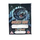 GORILLA GLUE Stickers & Mylar Barrier Bag - 3.5 GRAM - Heat Sealable - (Zip Lock Canna Bags, Billy Kimber, Paris OG) (128)