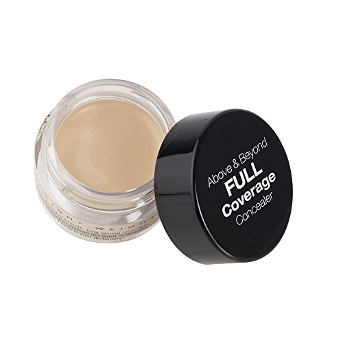 NYX Professional Makeup Concealer Jar, Beige, 0.25 Ounce