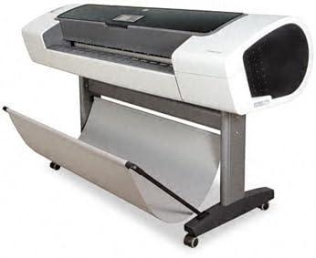 HP Impresora HP Designjet T1100 de 1.118 mm - Impresora de gran formato (CALS/G4, HP PCL 3 GUI, HP Web Jetadmin, HP Easy Print Care/Printer Utility, Cyan, gris, magenta, negro mate, negro