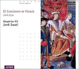 El Cancionero De Palacio 1474-1516