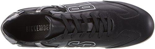 Evolution Bikkembergs Nero a Collo R Uomo Sneaker 186 Basso R56nZ5q