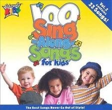 Price comparison product image 100 Sing Along Songs For Kids