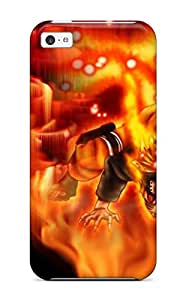 Hot Style HTFWpYD7477RdnGd Protective Case Cover For Iphone5c(naruto)