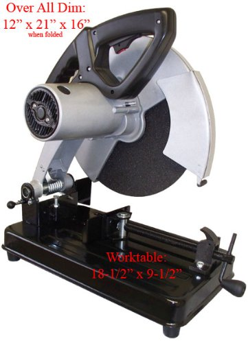 2.5HP 14'' Cutt-Off Miter Saw (Cutter Chop Saw)