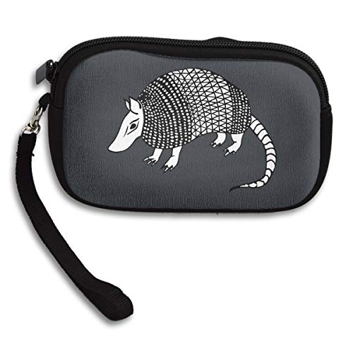 Armadillo! Coin Purse,wallet Change Purse With Zipper,Mini Pouch Phone Pouch Cosmetic Bag Cute Portable Bag Coin Bag