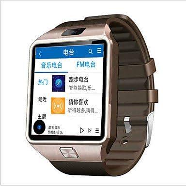 Yy qw09 Hombre de la Mujer de los Hombres WiFi smartwatch ...
