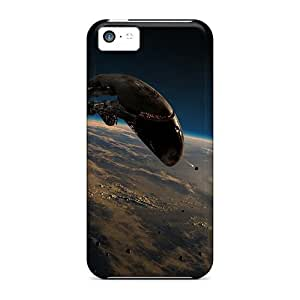 Fashionable CEHFWGb3964zYScf Iphone 5c Case Cover For Space Protective Case