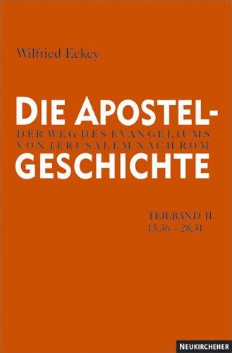 Die Apostelgeschichte von Waldemar Penner
