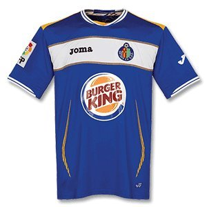 fan products of Joma Getafe Home Jersey 10/11