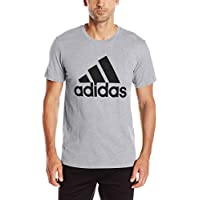 Playera Adidas Men's Badge of Sport Graphic Tee