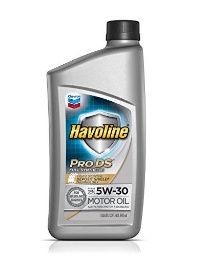 Havoline (223722482-6PK) 5W-30 Synthetic Motor Oil - 1 qt. (Pack of 6)