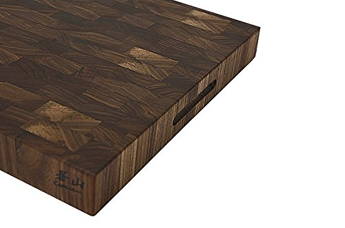 Cangshan 1022360 Walnut End-Grain Cutting Board,16 x 22 x 2'', Crafted in USA by Cangshan (Image #2)