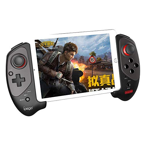 IPEGA PG-9083S Wireless4.0 Wireless Gamepad Trigger Pubg Controller Mobile Joystick Compatible Phone8/XR/XS iOS Compatible Android Mobile Phone Tablet